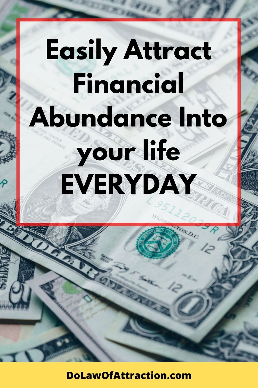 financial abundance