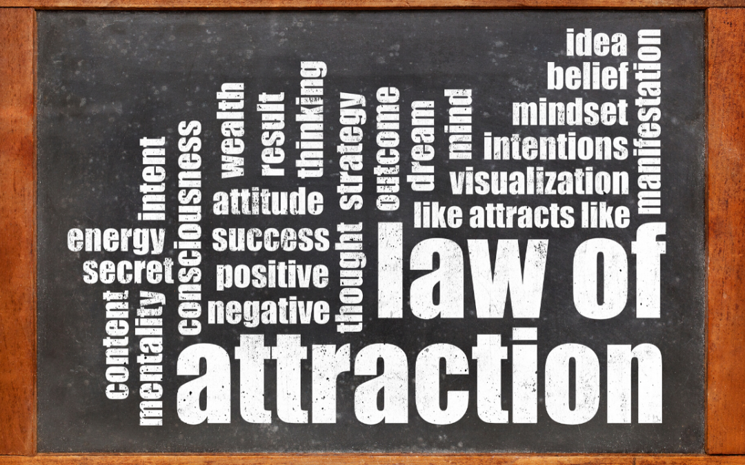 The 10 Best Law Of Attraction Books to Manifest What You Desire.