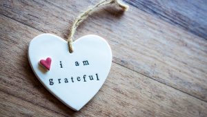 grateful vs thankful