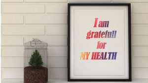 grateful for my health law of attraction wallpaper
