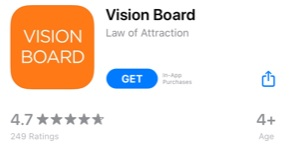 free vision board app