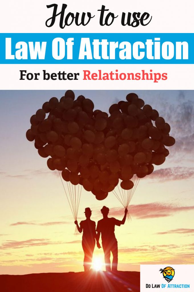 law of attraction for love
