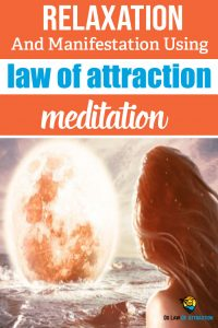 law of attraction manifestation