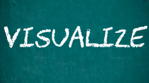 How do you use power of visualization