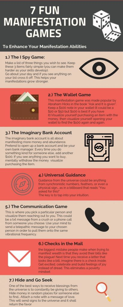 games for law of attraction