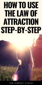 Law of Attraction practice