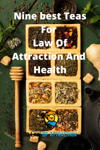 best teas for law of attraction