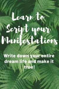 law of attraction and scripting