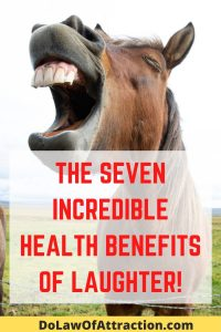 The 5 health benefits of laughter