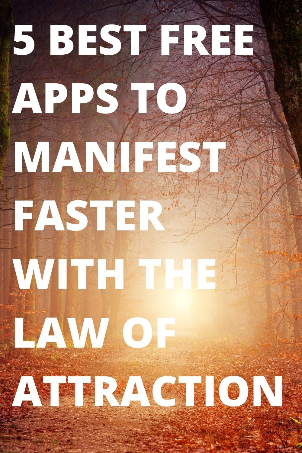 law of attraction app