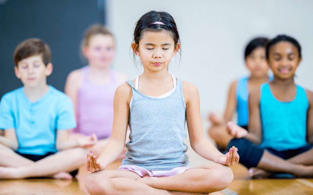 Benefits Of Kids Meditating