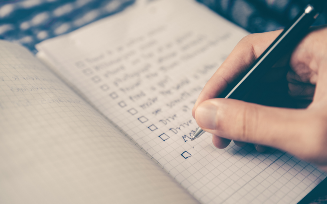 Four Steps To Set Amazing Goals – The True Art of Goal Setting!